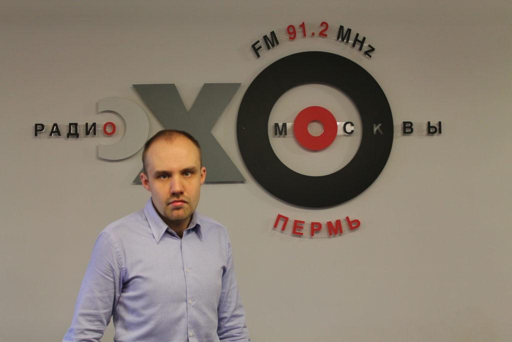 Депутат Илья Лисняк