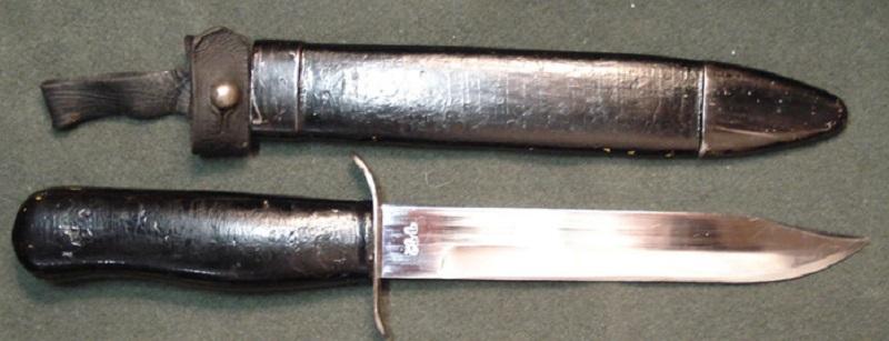 Чёрные ножи
