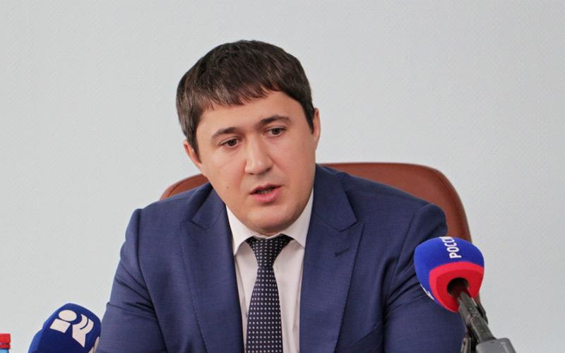 Дмитрий Махонин. Фото с сайта 59.ru